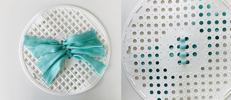 diy schn ffelteppich selber basteln tierisch wohnen. Black Bedroom Furniture Sets. Home Design Ideas