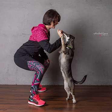 Gerne Sport mit Hund